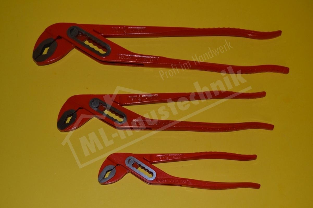 Wasserpumpenzange Standard Pumpenzange Zange