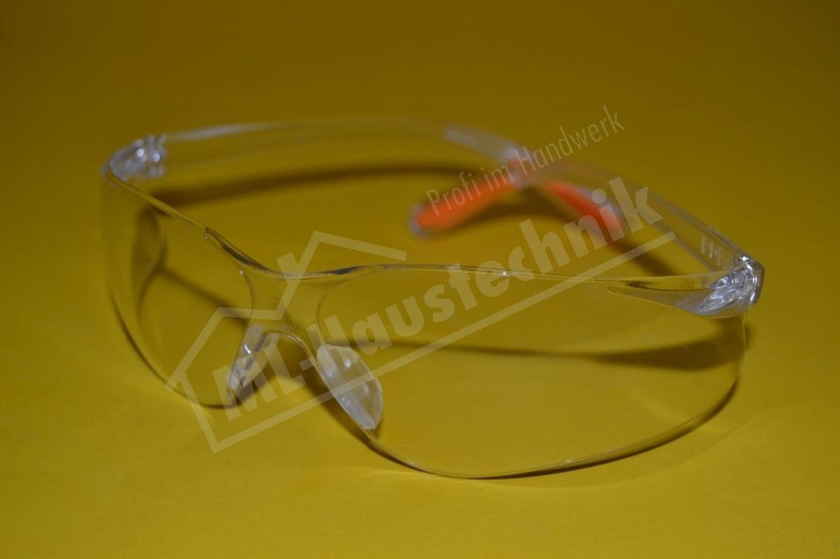 Schutzbrille klar beschichtung kratzfest Brille Schutz