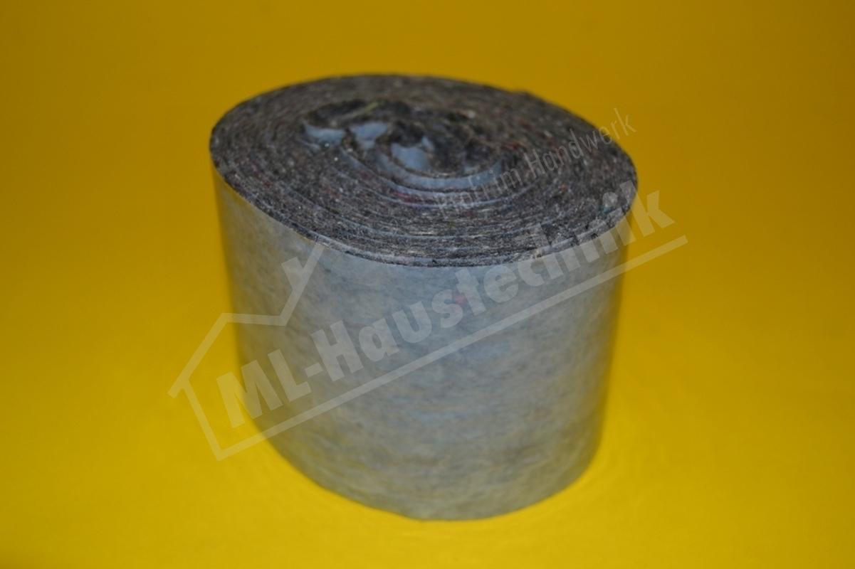 Wickelfilz Filzband 70x2mm je 3.6 Meter selbstklebend