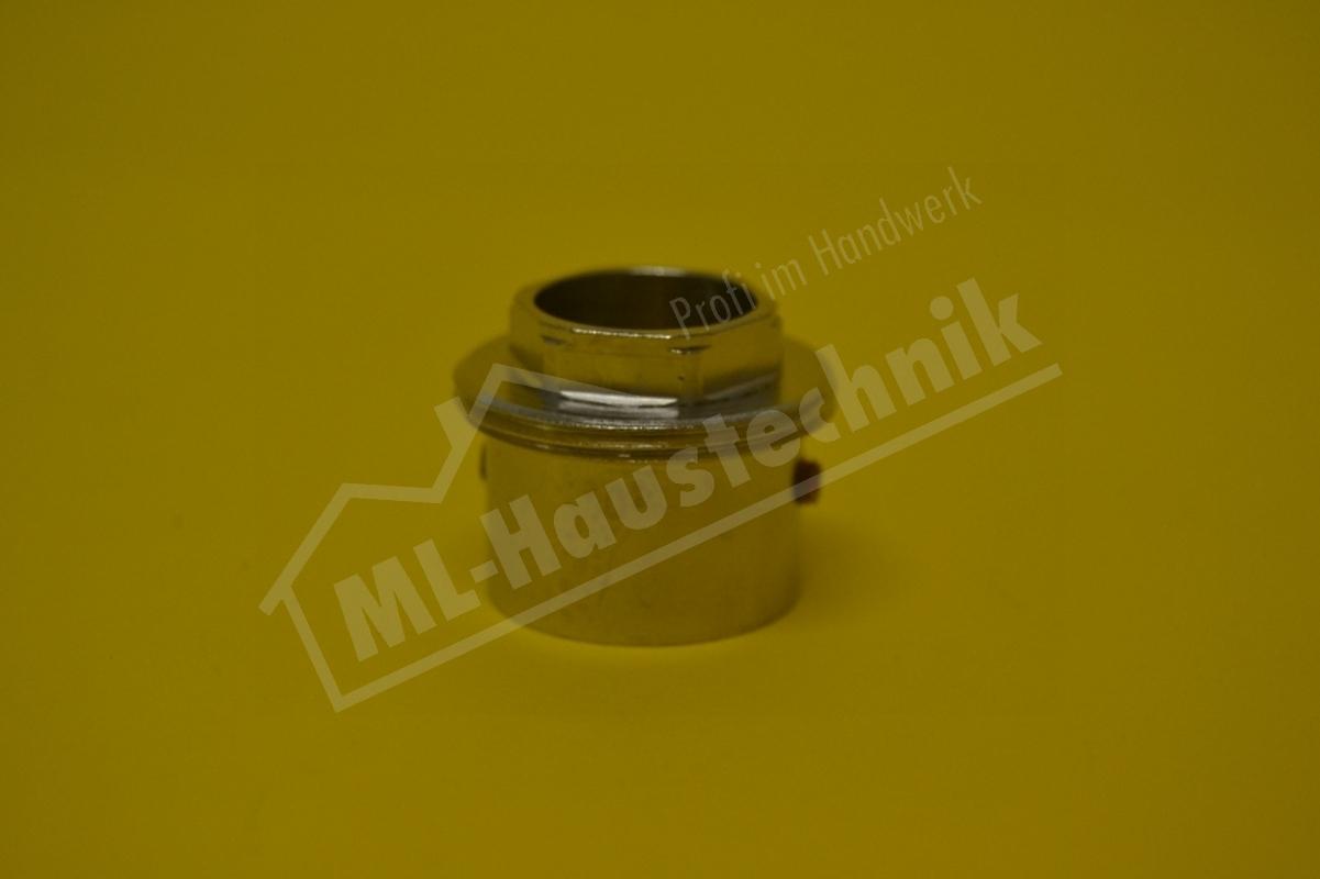 9702-24.700 Adapter Heimeier für Danfoss RA 2000 Ventil