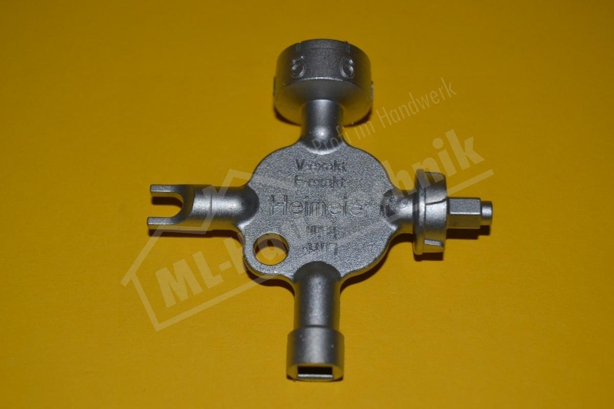 Heimeier Universalschlüssel f.Retro-S, V-exakt, F-exakt 0530-01.433