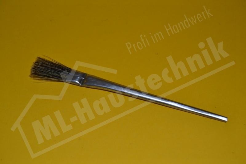 Lötwasserpinsel mit Blechhülse Lötpinsel 2999