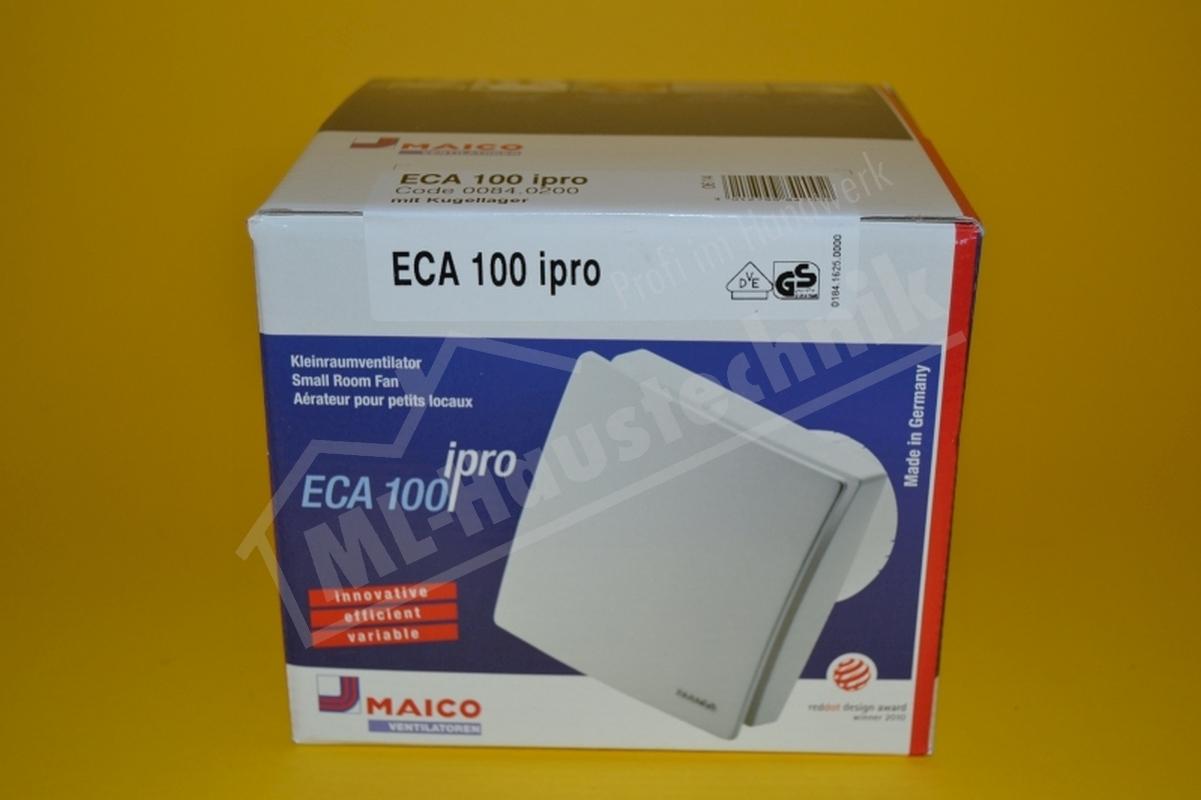 maico eca 100 ipro zweistufig kleinraumventilator l fter ventilator ebay. Black Bedroom Furniture Sets. Home Design Ideas