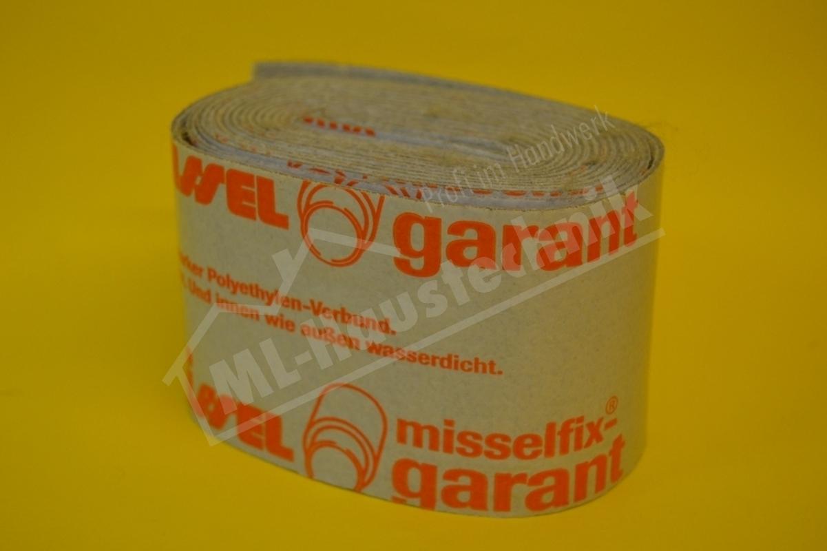 Wickelstreifen Misselfix-Garant G 1002  100x2mm je 3.6 Meter Isolierung