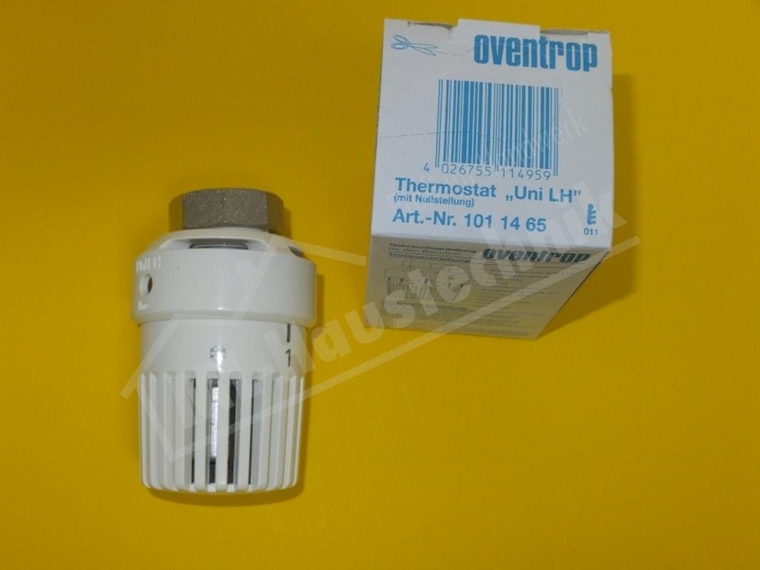 1011465 Oventrop Fühlerelement Uni LH mit Nullstellung Gewinde M30 x 1.5