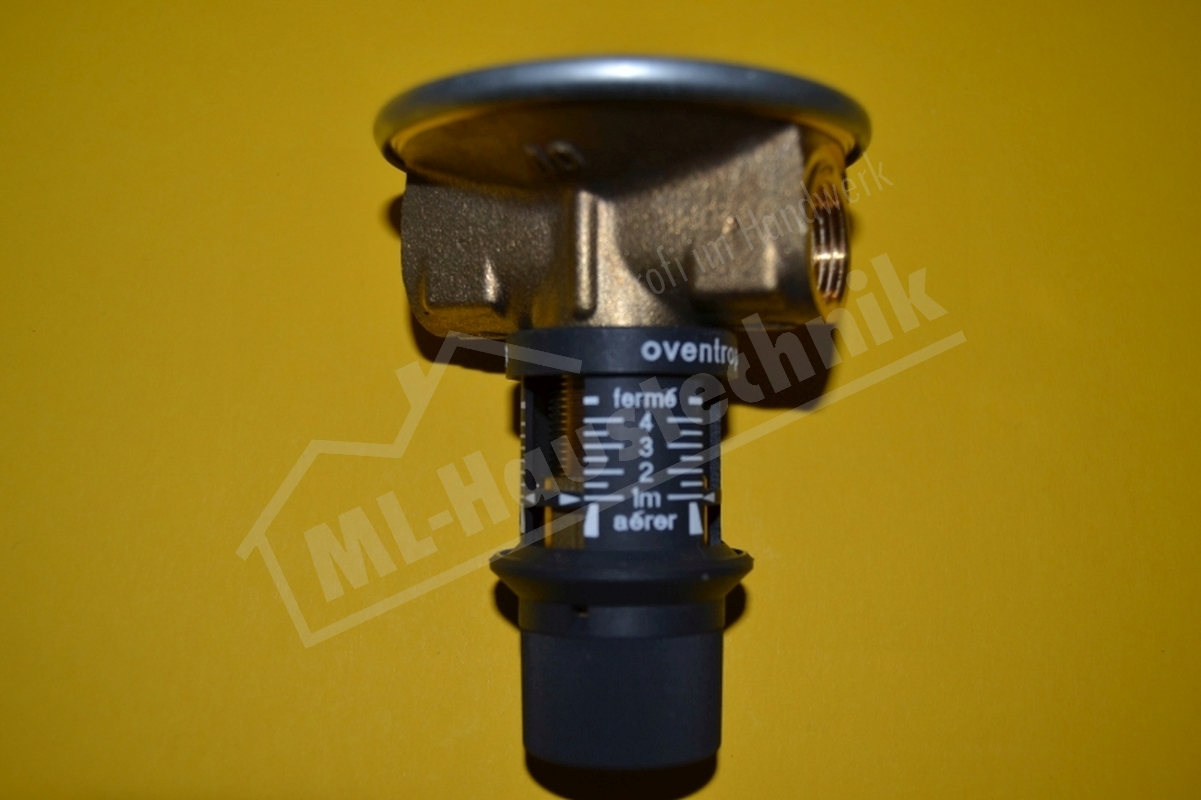 "2104203 Oventrop Antiheberventil Oilstop-V 3/8"" beidseitig IG max.Öldurchs. 200l/h 1-4m"
