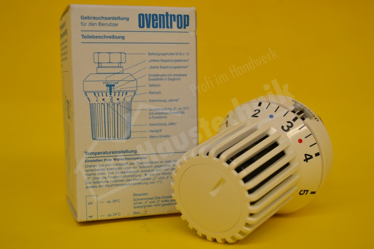 1011365 Fühlerelement Oventrop Uni XH mit Nullstellung