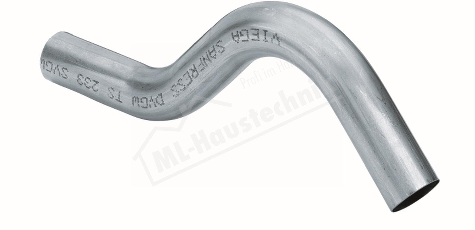 Viega Prestabo Überbogen c Stahl verzinkt Einsteckende 15 18 22