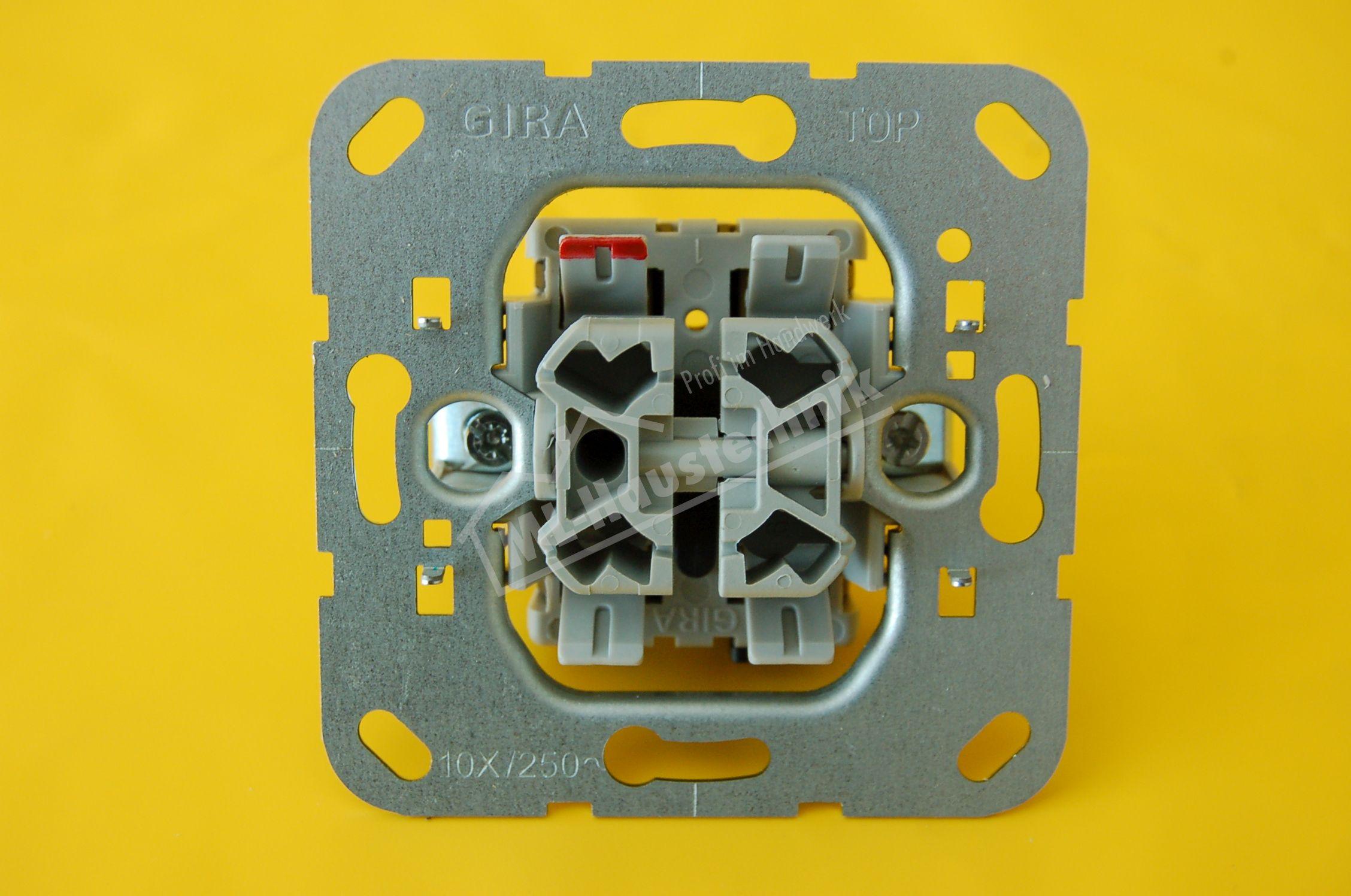 Gira 015900 Jalousieschalter-Einsatz