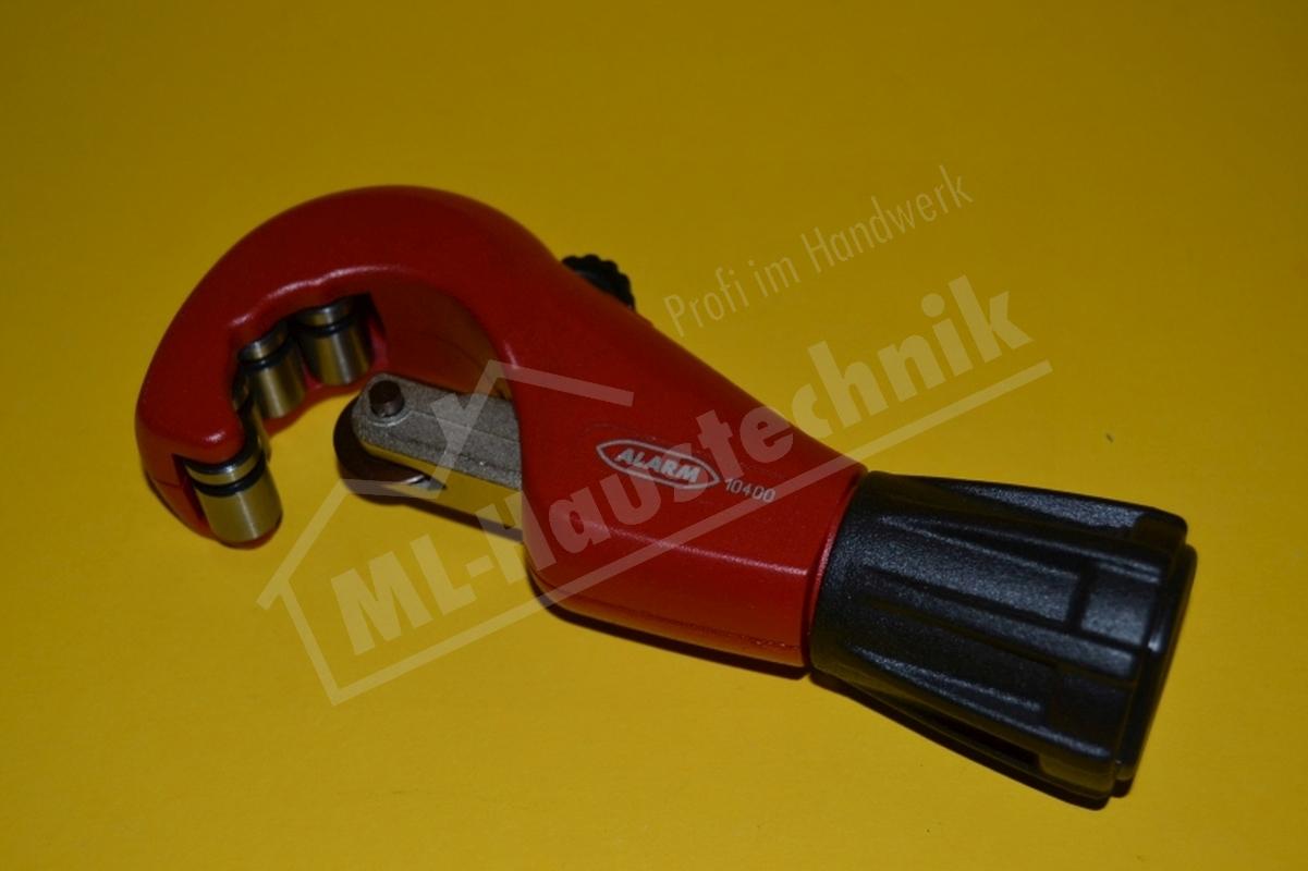 Rohrabschneider Rohrschneider CU 35mm mit Entgrater und Ersatzrad 10400
