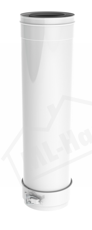 M85268W Remeha Abgasrohr PPS DN 60/ 100 kürzbar 500mm