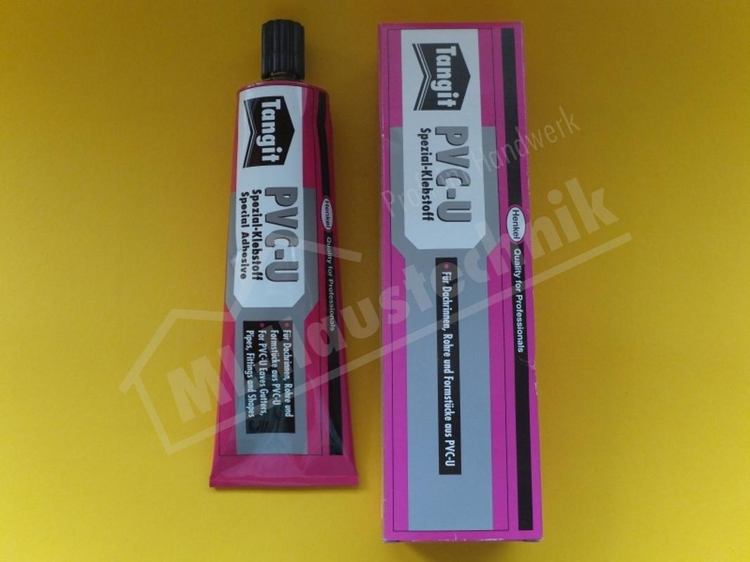 Tangit Kleber 125g für PVC-U Kunststoffkleber Plastik Kleber 799271416
