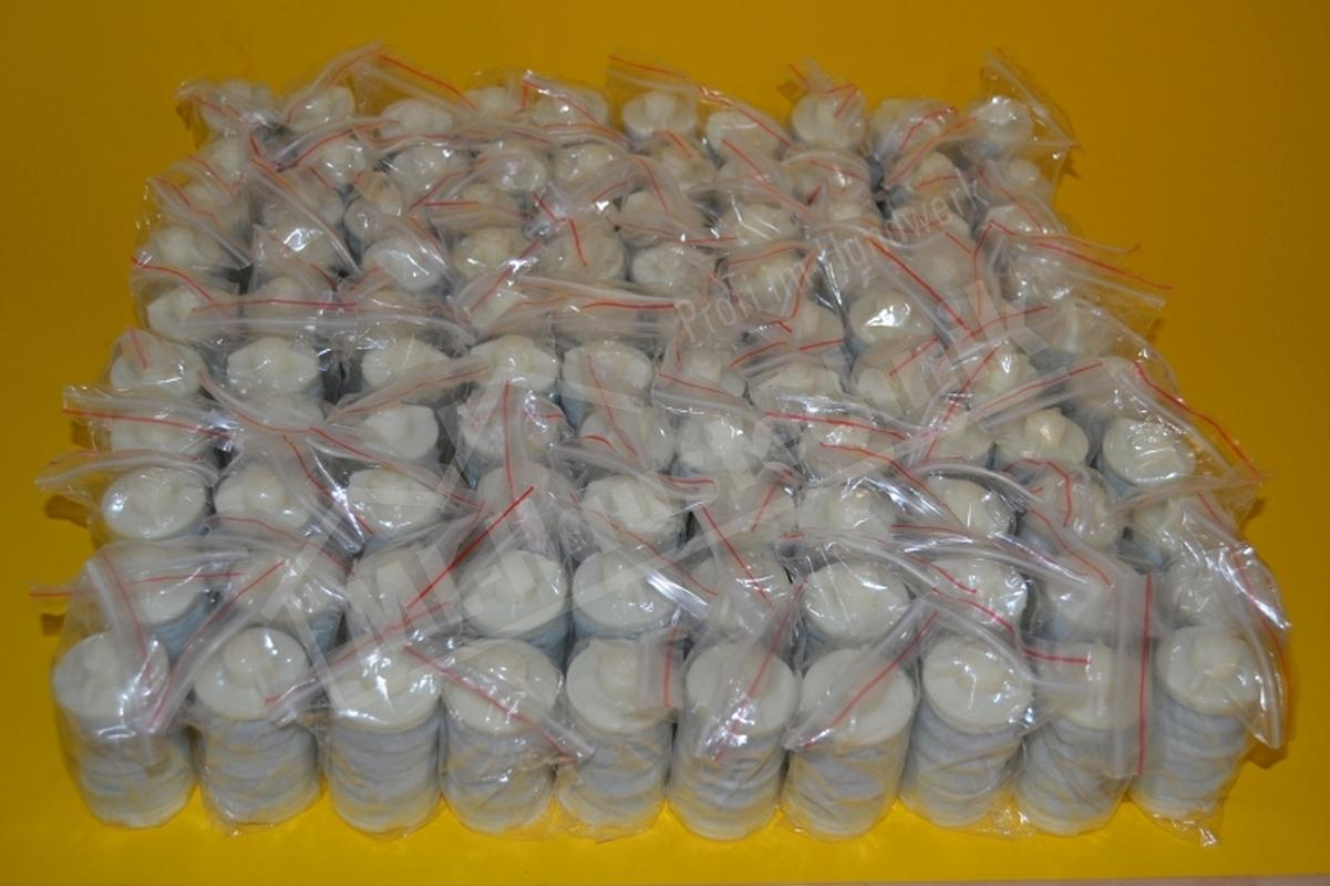 Filz Öl-Filter 75 µm Sieb-Einsatz Heizölfilter 1-3-5-10 oder 100 St + Dichtungen