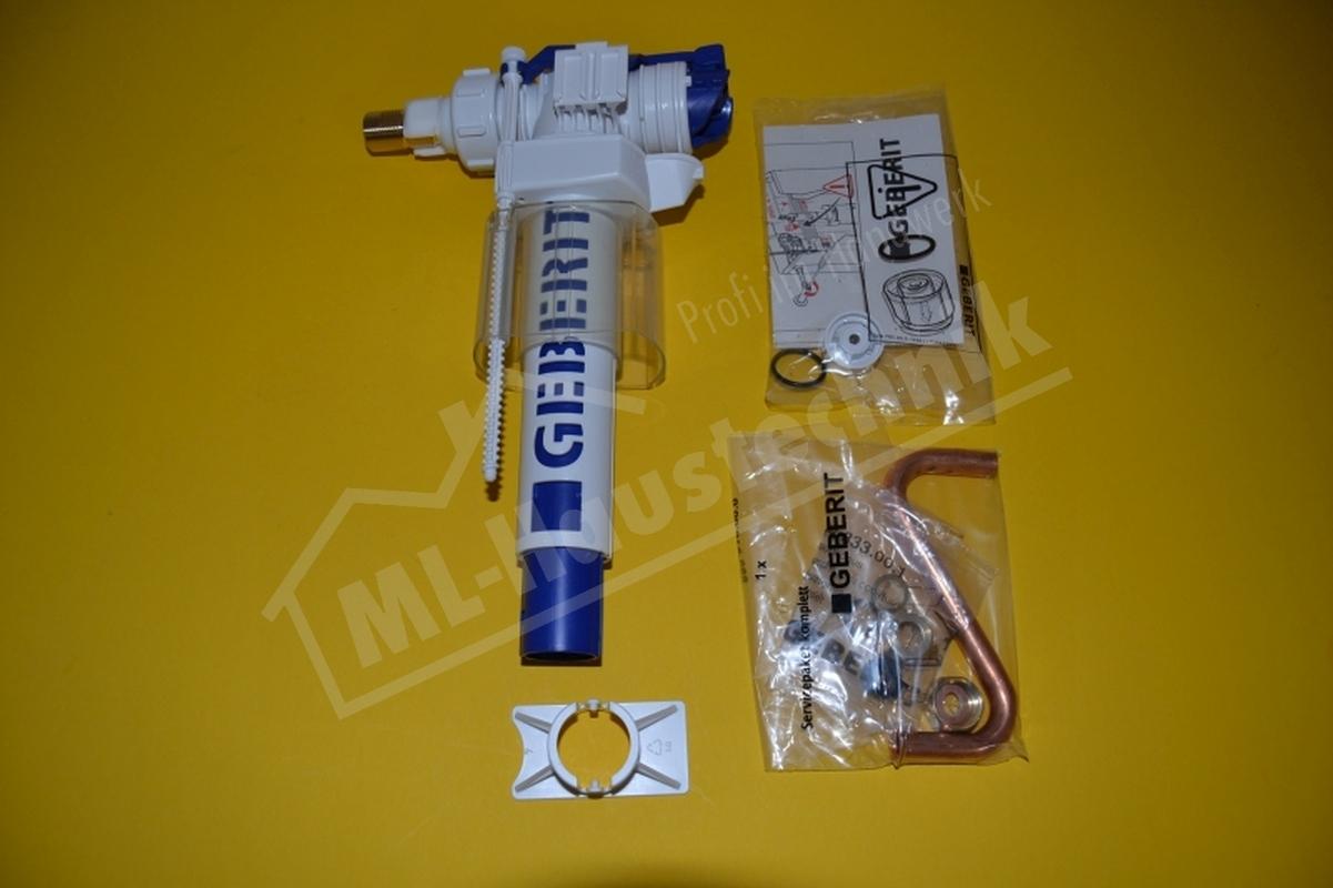 Geberit Universal Füllventil Unifill Impuls 380 Unterputz UP Spülkasten 24070500