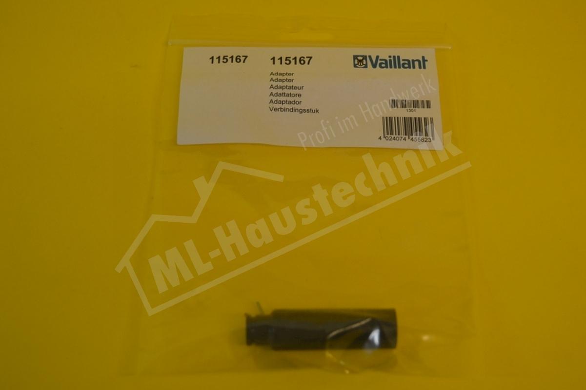 115167 Vaillant Adapter komplett MAG 11, 14-0/0