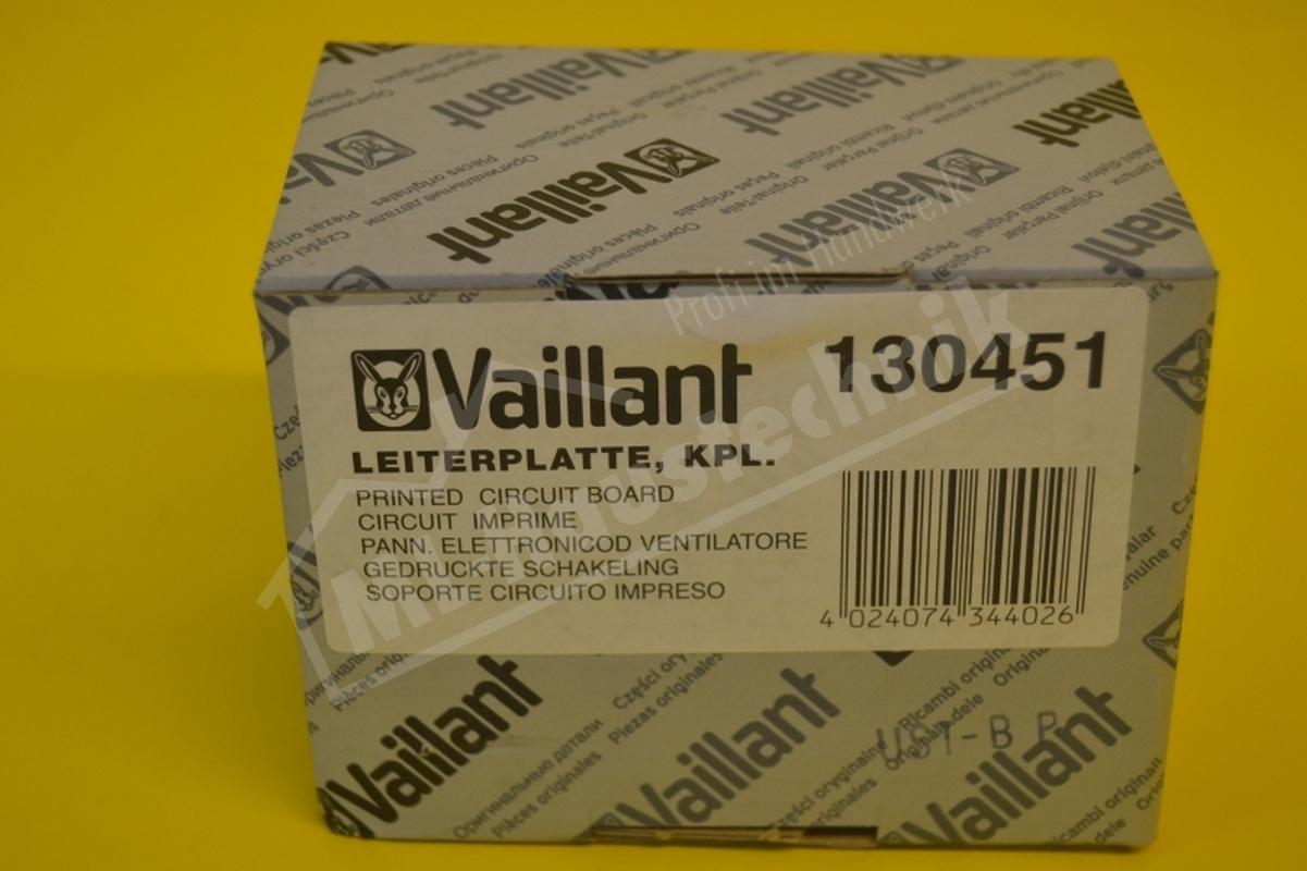 130451 Vaillant Leiterplatte für VC-VCW 112/ 182/ 242/ 282