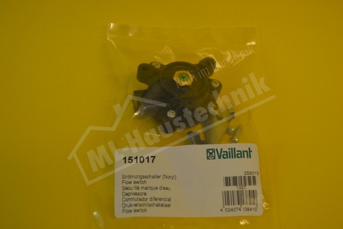 151017 Vaillant Strömungs-schalter für VC-VCW T3.. 110-242/ 204/ 254